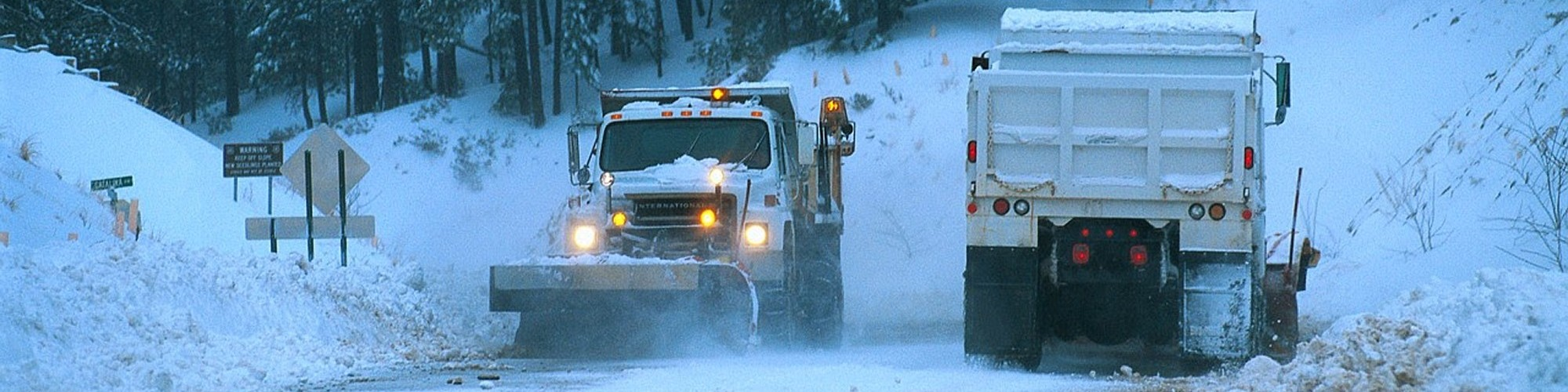 Reliable snow plowing services in Windsor, ON, and the surrounding area