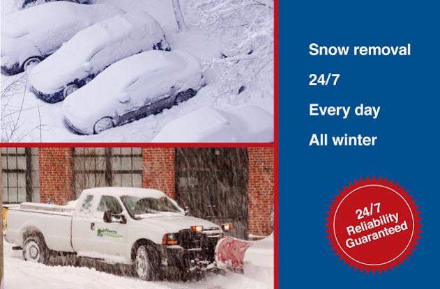 Your source for snow clearing services in Windsor, ON